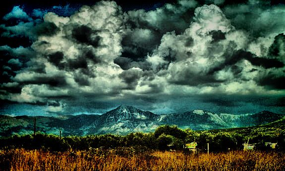 Mountain View,Filiatra Greece