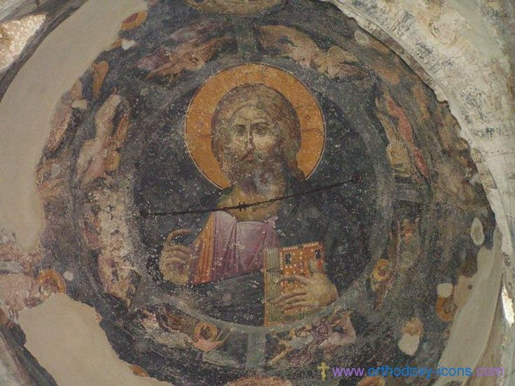 Frescoes Old Nagorichno 12-14 centuries. Macedonia. Part IV