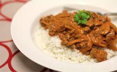 Mince Stroganoff Recipe - Dinner