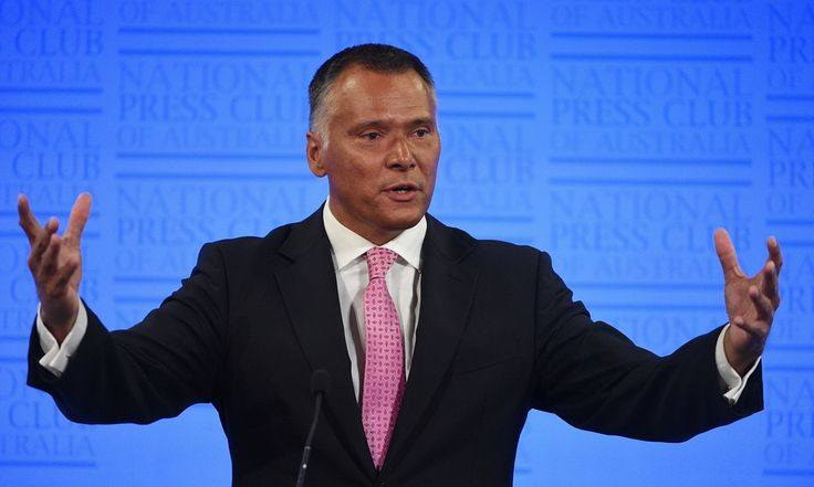Stan Grant addresses National Press Club to launch Talking to My Country – video | Australia news | The Guardian