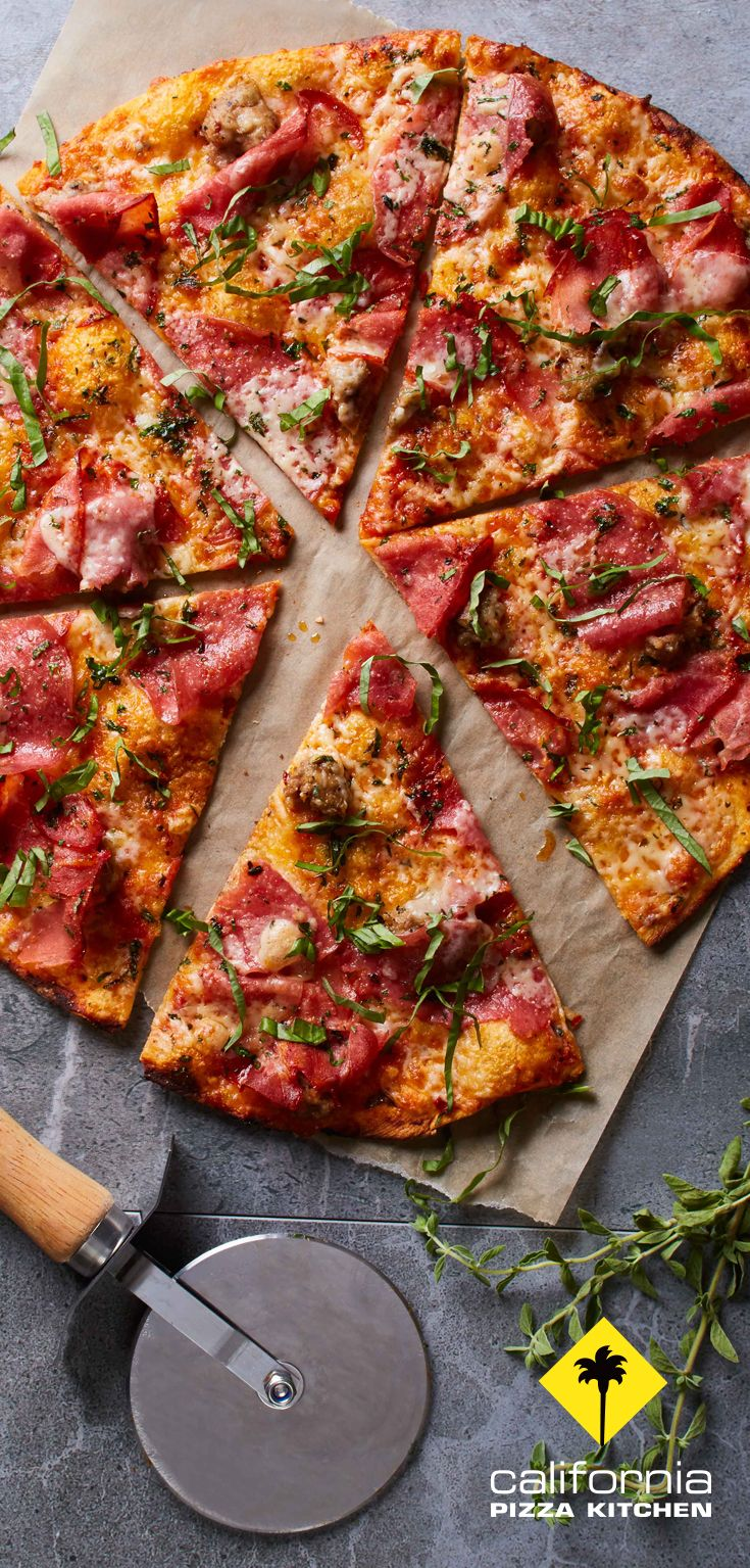 California Pizza Kitchen Pepperoni Pizza 22 Best Cpk  Handtossed Pizzas Images On Pinterest  California