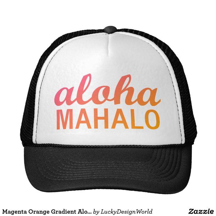 """勾配のアロハMahaloのマゼンタのオレンジタイポグラフィ  アロハハワイの言語の平均""""こんにちは""""および""""さようなら""""、しかしそれはまた現在の時の平和で嬉しい共有の愛情のある表現です。 ハワイの言語平均のMahaloは感謝のあなたそして一般的な表現力を感謝していしています。 意味の単語、ハワイすべての事の島のライフスタイルそして愛を表示するためにフォントの不朽の組合せで示される確実の単語。 このデザインはマゼンタのオレンジ勾配の虹で示されます! 空を渡る日没のように美しい! 淡いピンクおよび多くのように利用できるより多くの選択があります! Mahaloのアロハコレクションのそれらをすべて見ることを忘れないでいて下さい!"""