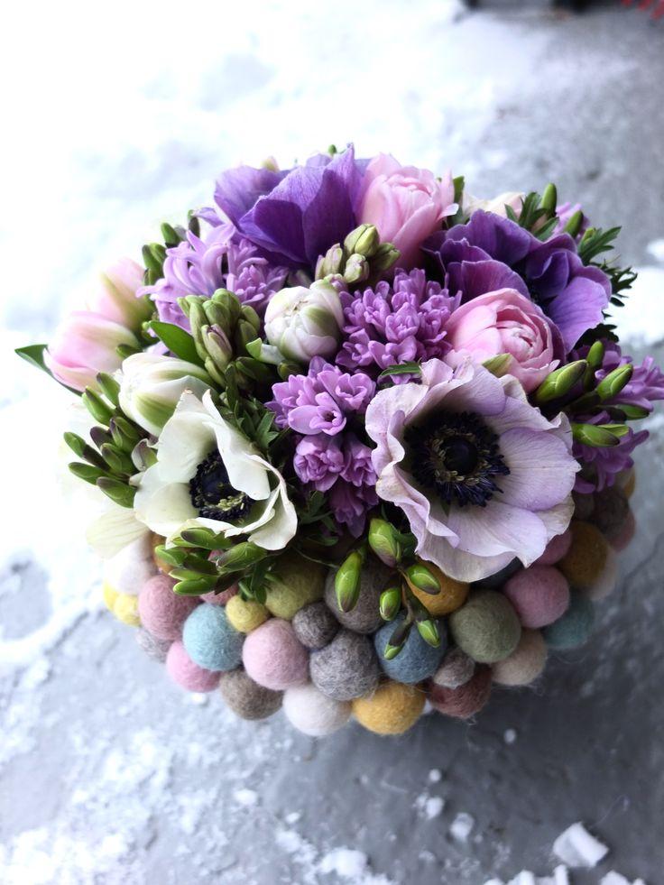 Cupcake florale