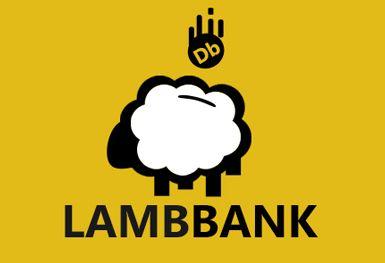 Logo Design for LambBank https://lambbank.com/home  #logoinspiration