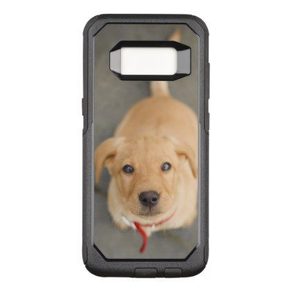 #Fox Red Labrador Puppy 2 OtterBox Commuter Samsung Galaxy S8 Case - #labrador #retriever #puppy #labradors #dog #dogs #pet #pets