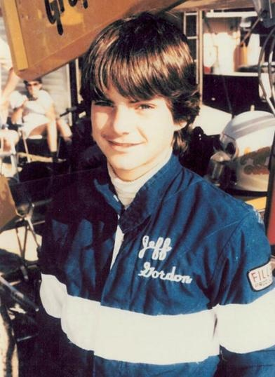 Jeff Gordon <3