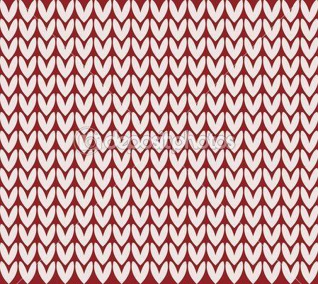 Вязаные простой фон — Векторная картинка #18091655