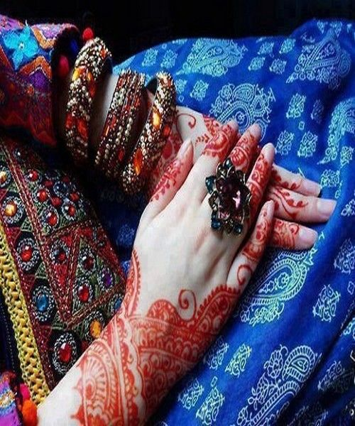 Mehndi Hands Dp : Beautiful hands profile dp pictures for girls you can
