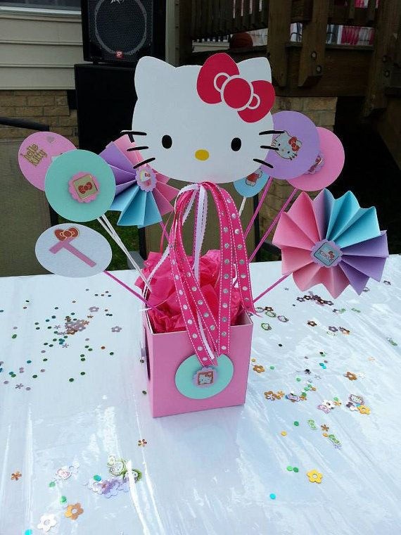 Hey, I found this really awesome Etsy listing at https://www.etsy.com/listing/161788345/hello-kitty-centerpiece