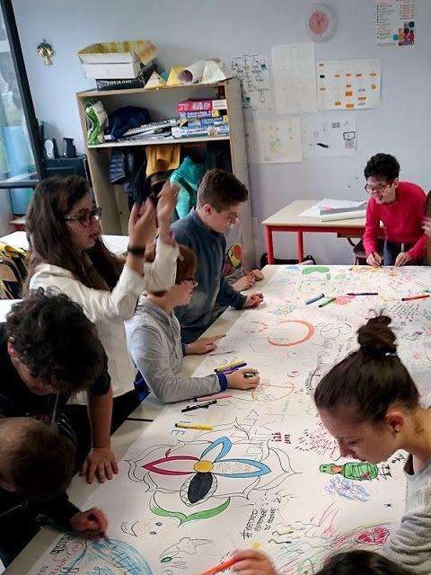 Arte alla Montalcini: Arte = Vita