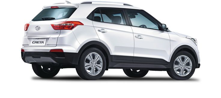 Hyundai Creta In White,Black And Many Other Colour To Know More Visit Quikrcars