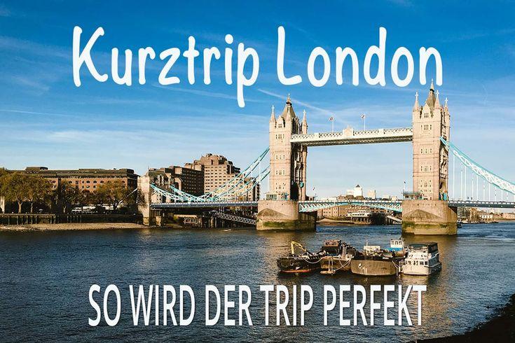 Ein Kurztrip nach London steht schon lange auf deiner Wunschliste? Dann haben wir für dich jede Menge Tipps und Empfehlungen, damit dein Trip perfekt wird.