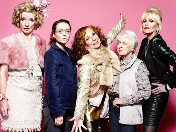 Which Ab Fab Character Are You?