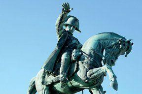 Statue de Napoléon 1er, Cherbourg-Octeville (© D.Daguier-CG50)