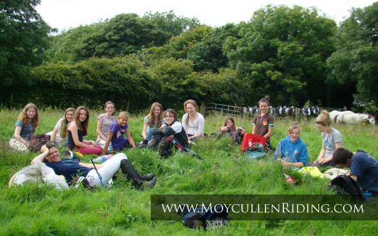 Pony Camps for Children with Moycullen Riding Centre