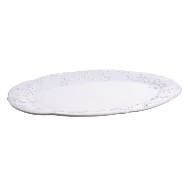 Stoneware Plate - inart