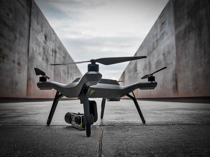 3DR Solo Smart Aerial Drone