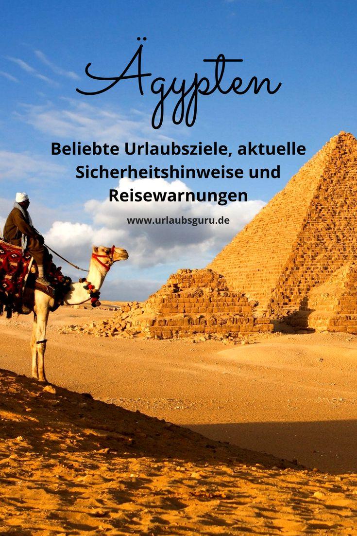 Ägypten – Kaum ein Reiseziel spaltet die Gemüter so, wie das nordostafrikanische Land der Pharaonen und Pyramiden. Während die einen Feuer und Flamme sind und jährlich wiederkehren, fragen sich andere, ob ein Ägypten Urlaub überhaupt sicher ist. Ich habe mit Urlaubern gesprochen und kläre auf!