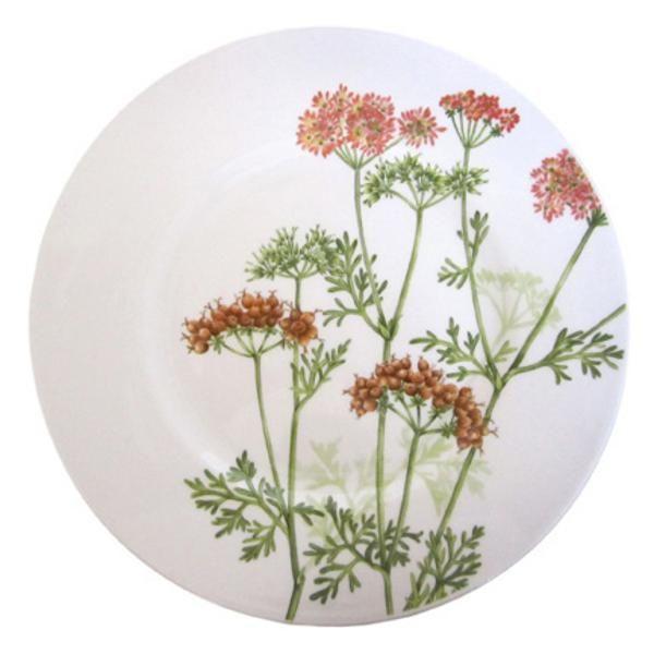 Althea Nova Salattallerken, 22 cm, Villeroy & Boch Nydelige blomster-motiv - kanskje på hytta?
