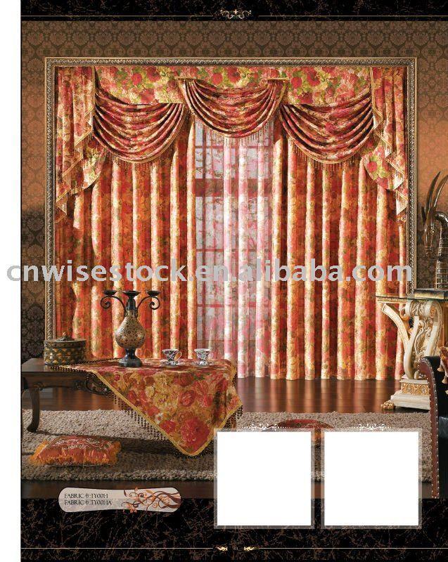 rideaux de cantonnière de qualité-Rideaux-Id du produit:236629253-french.alibaba.com