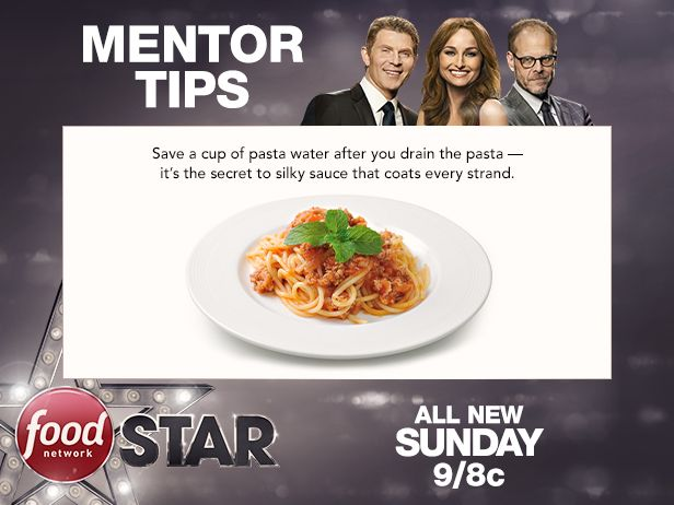 Cook Like a Star: Culinary Tips from Food Network Star Mentors: Photo