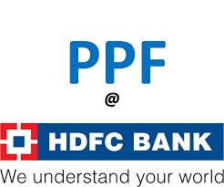 Public provident fund, PPF account - HDFC BANK: What is Public Provident Fund (PPF) account? Public Provident Fund (PPF) account is a long term investment option offered by Government of India.This scheme offers safety with attractive Interest Rate and the returns will be fully exempt from Taxes.   #ppf account