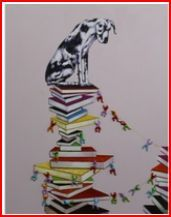 Airest - dog canvas