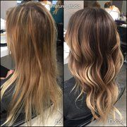 Палитра цвета волос (фото)