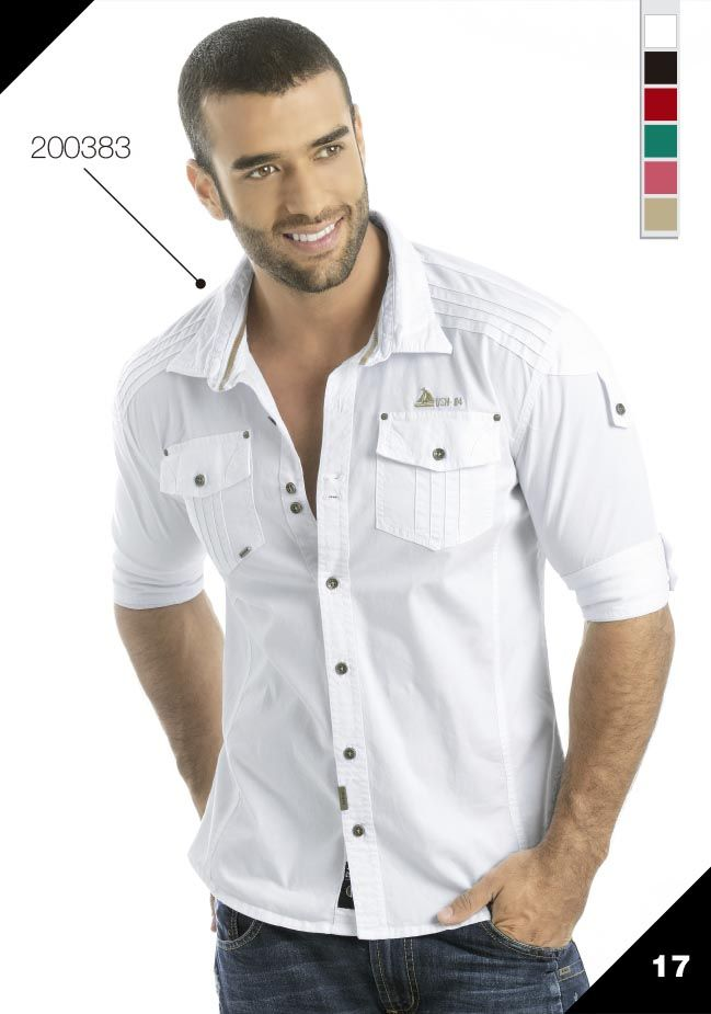 Ref: 200383 Ropa de moda para hombre / Mens fashion clothing Sexy, yet Casual Mens Fashion #sexy #men #mens #fashion #neutral #casual #male #males #guy #guys #hot #hotlooks #great #style #styles #hair #clothing #coolmensoutfits www.ushuaiajeans.com.co