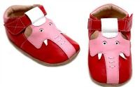 Adorable Baby Elephant Shoes! | Livie and Luca