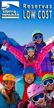 Reservas Low Cost viajes Esquí: Hotel + Forfait Apartamentos  http://www.pistasblancas.com