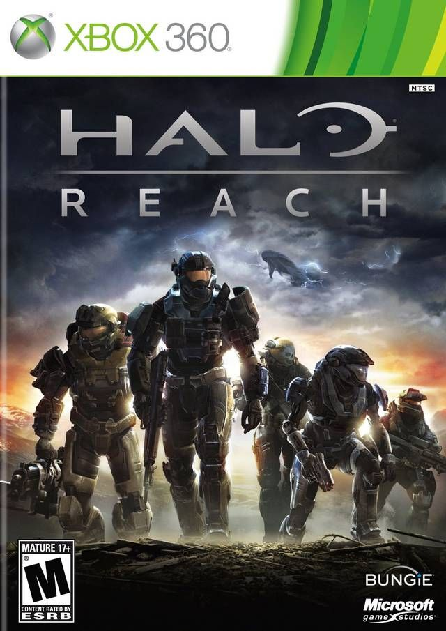 Halo: Reach - Xbox 360 Game