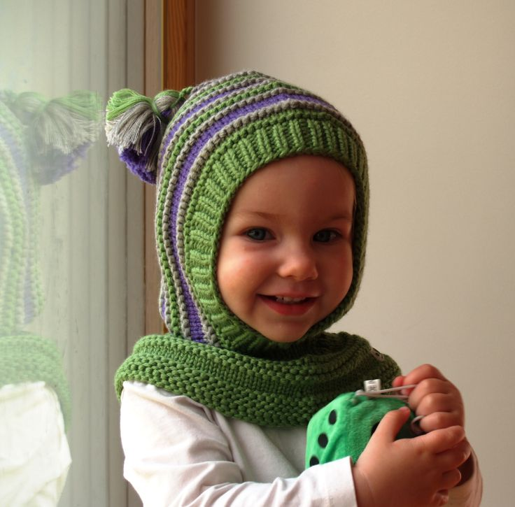 Brand-new 17 best Hand knitted balaclava for children & baby. 100% Merino  UN09