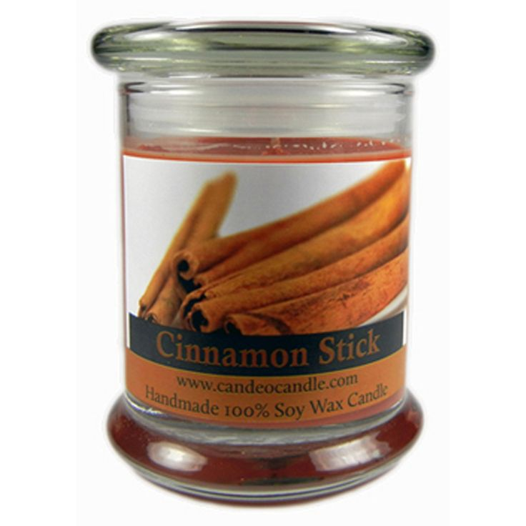 Cinnamon Stick, 9oz Soy Candle Jar | Products, Dr. oz and Jars