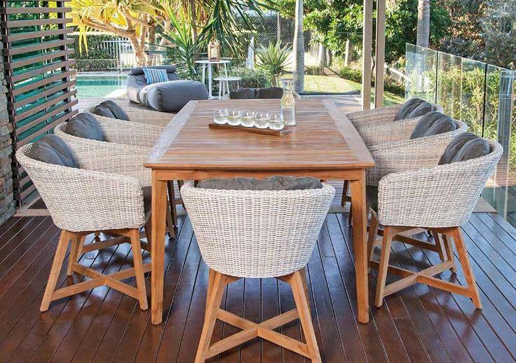 Danske Teak/Provence/Southend - The Outdoor Furniture Specialists