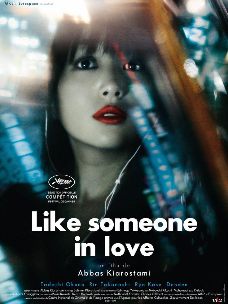 'Like Someone in Love' OR 'Um Alguém Apaixonado' (2012). Director: Abbas Kiarostami.