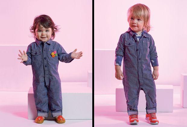 MODA: looks que caem bem tanto em meninas como em meninos - Crescer | Moda