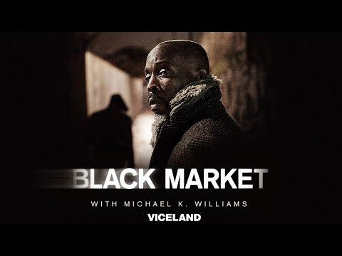 Watch Michael K. Williams explore the underworld in BLACK MARKET - http://www.trillmatic.com/watch-michael-k-williams-explore-the-underworld-in-black-market/ - Michael K. Williams has lived the underworld, acted the underworld & now documenting the underworld in the new series from VICELAND called Black Market.  #BlackMarket #VICELAND #VICE #Trillmatic #TrillTimes #Documentary