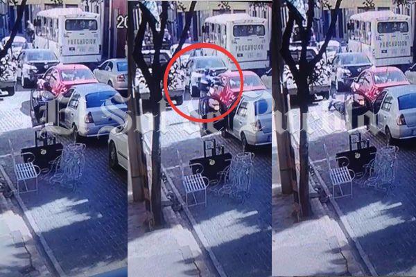 [Video] Era barrista del equipo Club Puebla el joven baleado en Juan de Palafox - El Sol de Puebla