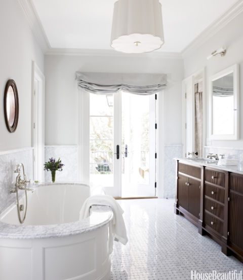 Get The Look With These Traditional Bathroom Ideas: 948 Best Images About Bathrooms On Pinterest