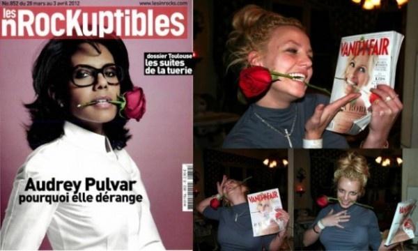 Audrey Pulvar vs Britney