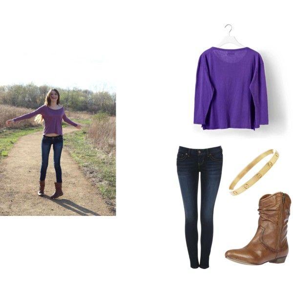 """acacia clark outfit"" by zaraputri on Polyvore"