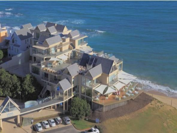 Views Boutique Hotel & Spa is superbly positioned overlooking Wilderness beach and the Indian Ocean, on South Africa's famed Garden Route. http://wikivillage.co.za/views-boutique-hotel-and-spa