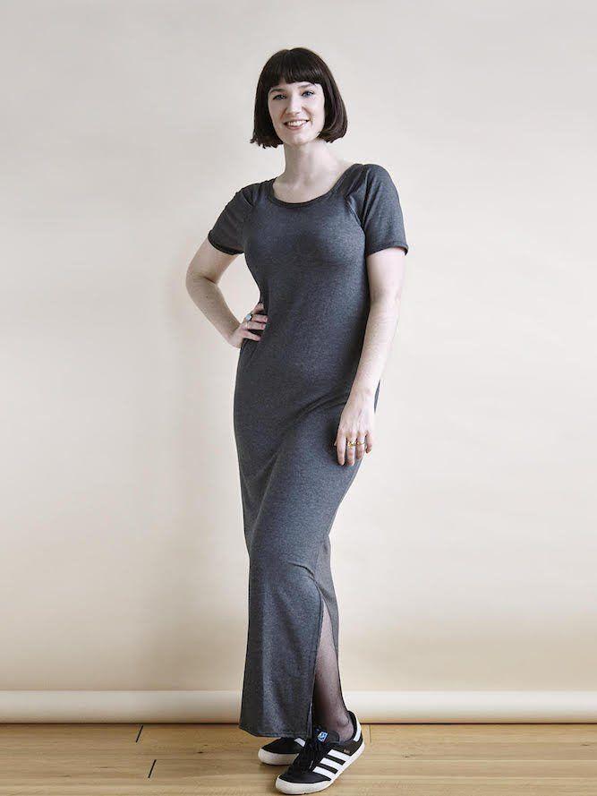 348 besten Sew Patterns: Knit Fabric: Women Bilder auf Pinterest ...