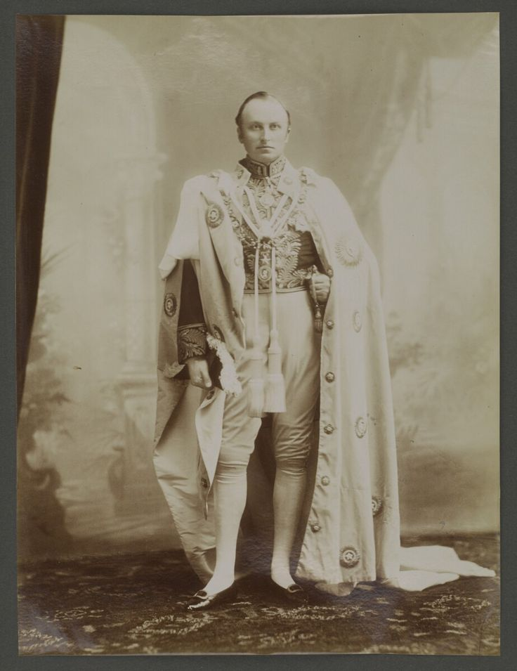 'His Excellency The Right Honourable George Nathaniel Baron Curzon, P. C., G. M. S. I., G. M. I. E. Viceroy and Governor-General of India.' Photographer: Bourne and Shepherd [‎10r] (1/1)