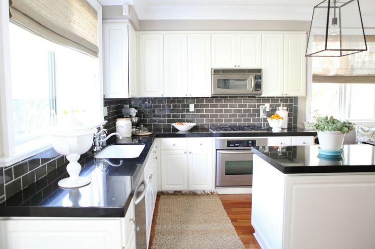 Die 16 besten Bilder zu Kitchen Kool auf Pinterest Graue U-bahn - küchen mit granit arbeitsplatten