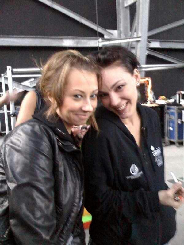 Stephanie and Brenna Gray