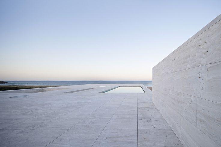 Alberto Campo Baeza - Casa dell'Infinito, Cádiz, Spagna