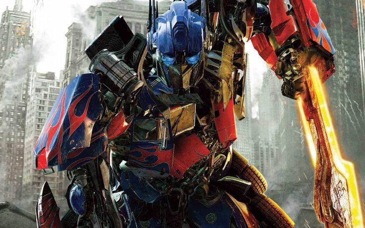 Transformers 2 Optimus Prime Wallpapers Wallpaper Cave