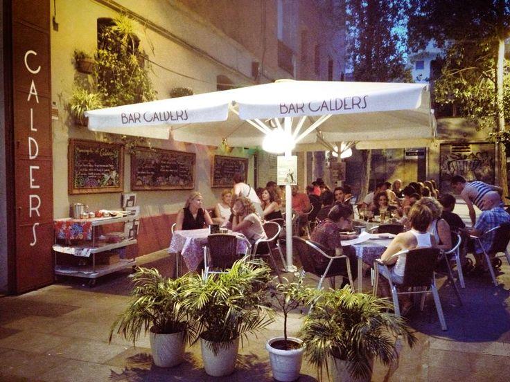 En el meollo de Poble Sec, una de las mejores terrazas de Barcelona con tapas deliciosas y a buen precio